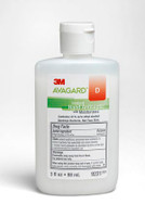Avagard D, waterless hand Antiseptic hand sanitizer, 61% ethyl alcohol, 88ml (3oz) Bottle (3M)