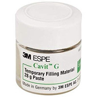 Cavit G,  Gray, Temporary Filling Material, Self-Cure, 28gm Jar (3M)