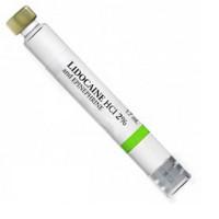 Lidocaine Green PN Brand 2% with Epi 1:50,000, 1.7ml, Box of 50.