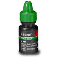 iBond Total Etch Bonding System, 4ml Bottle Refill, Package of 1 with 50 Micro Applicators.