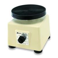"""Buffalo Vibrator #1A, 3 Speed Heavy-duty Model with 4"""" Diameter Rubber Platform, Beige Enamel, 120V AC, Box of 1."""