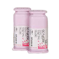 FujiCEM Automix Luting Cement 7.2ml Cartridges, Package of 2 (GC)