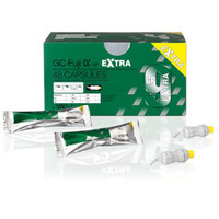Fuji IX GP Extra,  Assorted Capsules, Box of 48 Capsules, 10 of each Shades, A2, A3 and A3.5; 9 of each B2 and B3.