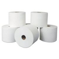 Toilet Paper Tissue Roll, 2-Ply, Single Roll (500 Sheets Per Roll )
