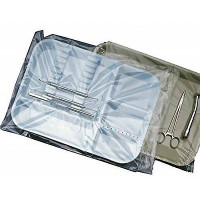 """Tray Sleeves Disposable B: 10-1/2"""" x 14"""", Clear 500pk"""