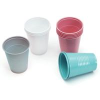 Cups Plastic Pink/Mauve 5 oz., Case of 1000
