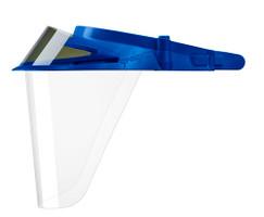 Op-D-Op II Visor Face Shield Kit Royal Blue