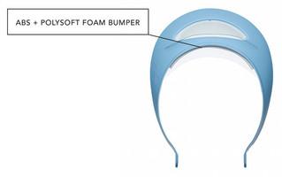 Op-D-Op Polysoft Foam Bumpers Package of 6