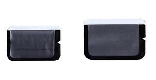 NIVO Size #0 Phosphor Plate Barrier Envelopes, Single-Use, Long Side Opening, Box of 100.