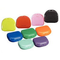 Chroma Retainer Box, Assorted Colors, Box of 12.