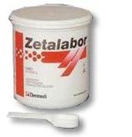 Zetalabor, Silicone Lab Putty, Regular Type, Gray, 5 kg.