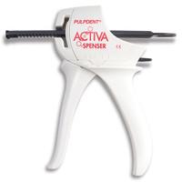 Activa-Spenser. Dispenser for 5 ml 1:1 Automix Syringes.