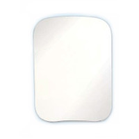 "Plasdent Adult Occlusal Intraoral Photographic Mirror, 2 4/5""x 3 4/5""x 2 3/4"""
