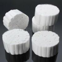 "Nivo Cotton Rolls #2, 1 1/2"" x 3/8"" 2000pk"