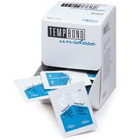 Temp-Bond - Unidose Packets - Zinc Oxide Eugenol Temporary Cement (Kerr)