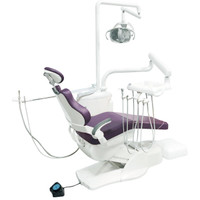 Laguna Chair Mounted Operatory Package With Ass't Instrumentation (Without Cuspidor)***Free Shipping***