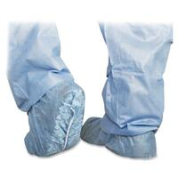 Nivo Shoe Covers Blue Regular, Non Skid, Non Woven Type 100pk