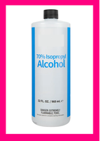 Nivo Isopropyl Rubbing Alcohol 70% - 1 Quart