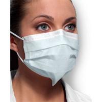 Isofluid Earloop Mask w/Secure Fit Mask Technology Blue 50pk (Crosstex)