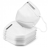 KN95 Respirator Face Mask 95% filteration 20pcs