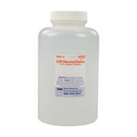 Sodium Chloride Saline 0.9% - 500 ml Bottle