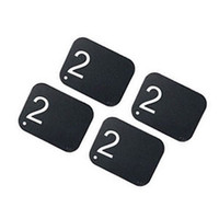 Phosphor Plates, Size #2 Digital Plates, Box of 4. *Compatible with Scan-X.