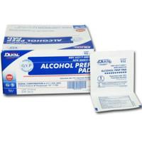 Alcohol Prep Pads Non-Sterile 200/bx (Dukal)