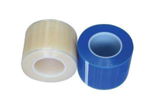 """Barrier Film 4"""" x 6"""" Blue Roll of 1200 Sheets"""