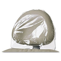 Headrest Cover 9.5 x 11 Clear Plastic 250/bx