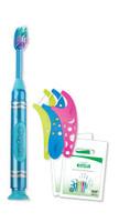 Kids Crayola Marker Patient Pack Includes: 144 GUM® Crayola® Marker Kids Toothbrushes, 144 Crayola™ Flosser 3-Packs, 144 Clear Patient Bags/bx (40 bx/plt)