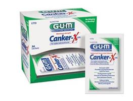 Canker-X® Sachet, 36 pk/bx (Sunstar)