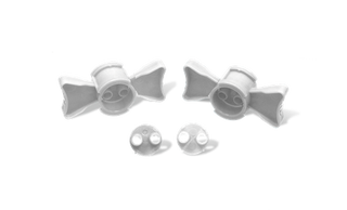 EZ VPS Connector (5 Ribbon holders & 100 connectors) (Dentazon)