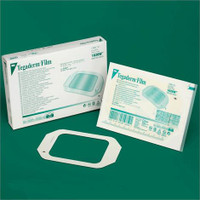 Tagederm Transparent Film Dressing 3M Rectangle 2-3/8 X 2-3/4 Inch Frame Style Delivery With Label Sterile Box of 100