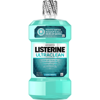 Listerine Ultraclean Mouth Wash 1.5 Liter Bottle