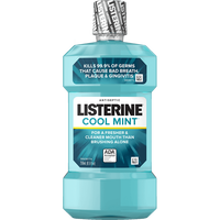 Listerine Cool Mint Mouth Wash 1.5 Liter Bottle