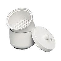 Carbide and Diamond Bur Tray Round Plastic (Pascal)