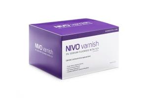 Nivo Varnish 5% Sodium Fluoride Bubble Gum, 50 x .04ml unit doses