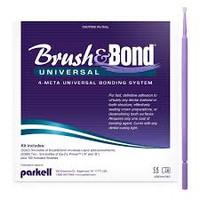 Brush & Bond Universal bonding liquid, 3ml bottle. All in one self-etching (Parkell)