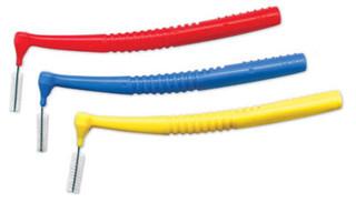 Interproximal Brush S (1.0-1.2mm) Yellow 36pk (Vista)