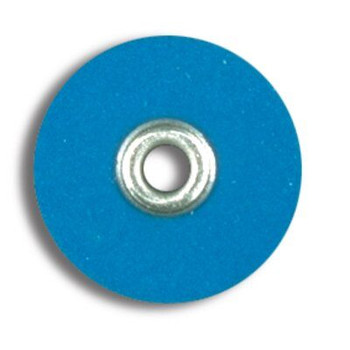 "Sof-Lex Discs, Fine 3/8"", Pop-On, Blue 85pk (3M)"