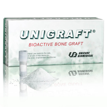 Unigraft, 0.5gm, 200-400 Micron, Package of 5 (Unicare)