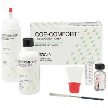 Coe-Comfort Tissue Conditioner Professional Pack (GC)