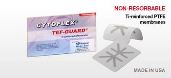 Cytoflex TI-Enforced TEF-Guard 19mmx26mm, 1pk