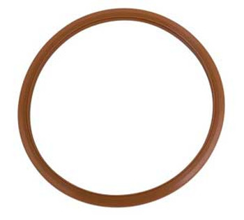 """Midmark M11 UltraClave Door Gasket, 10.750"""" OD, Silicone Rubber, gasket only #PN053-0527-00"""