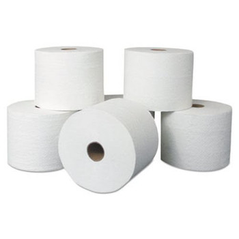 2 Ply Toilet Paper Tissue Roll, Single Roll (500 Sheets Per Roll )