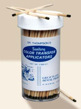 Dr. Thompson Color Transfer Applicators, Single Bottle