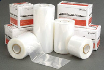 "4"" Nylon Sterilization Tubing, 100"" feet Single Roll."