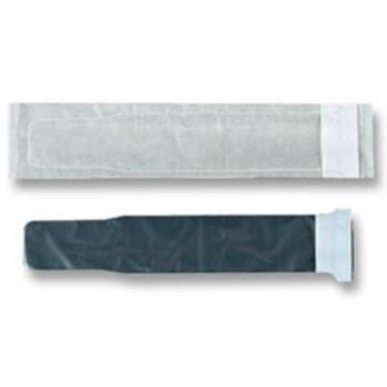 X-Ray Sensor Sleeve for Suni Size 2, Clear Plastic.