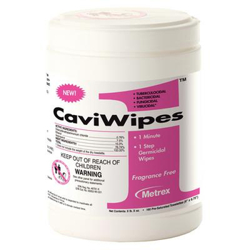 CaviWipes-1 Towelettes Large 160pk Each (Metrex)