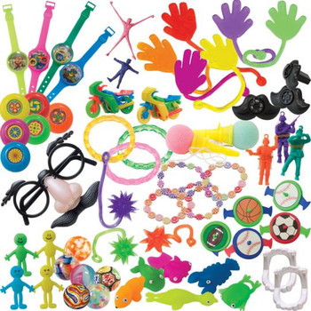 500 Deluxe Toys Refill Package.